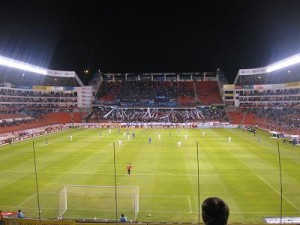 ESTADIO LIGA DE QUITO