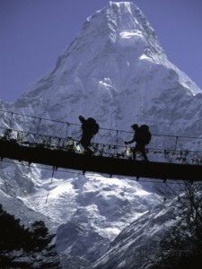 michael-brown-bridge-in-ama-dablam-nepal