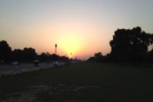 sunset-delhi-300x199