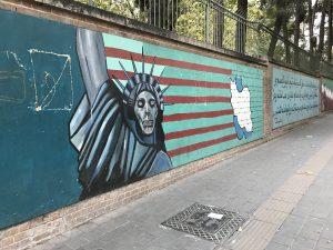 US Former Embassy Teheran